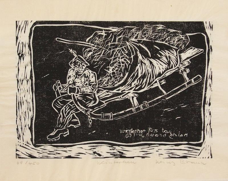 Winterheu, 1985