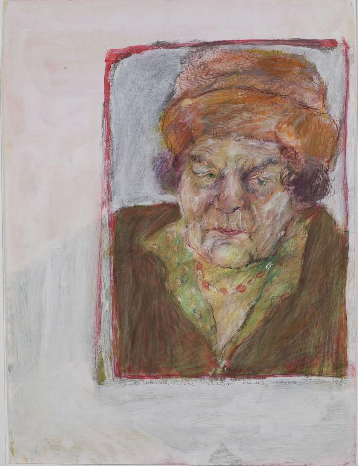 meine Mutter, 1985