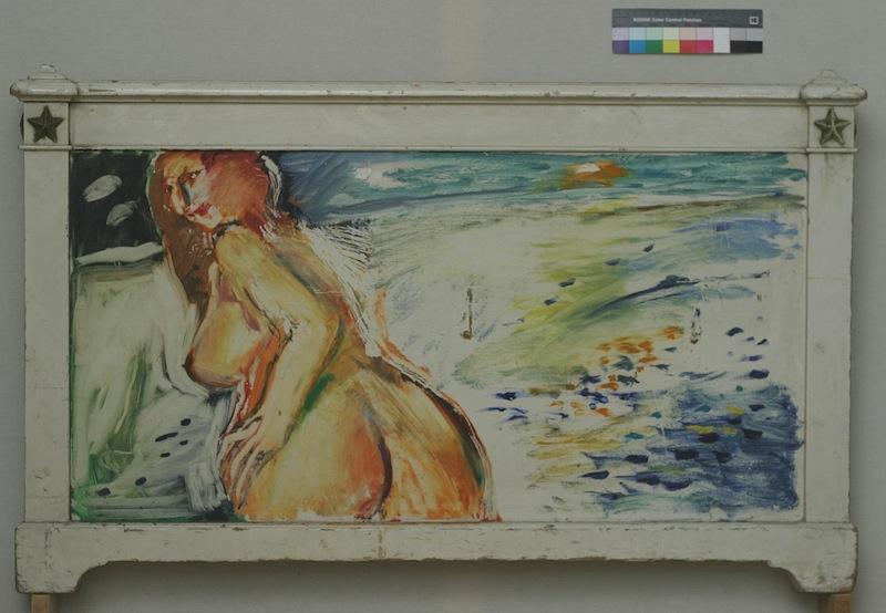 Frauenakt, ca. 1981