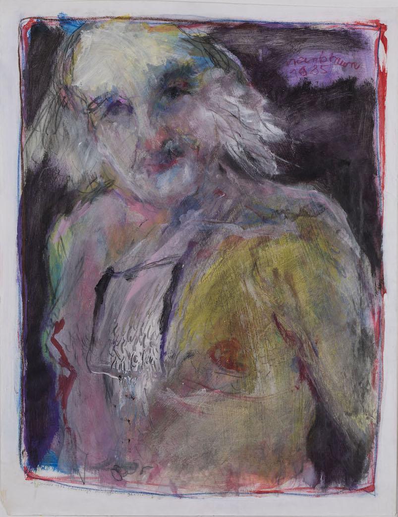 Selbstporträt, 1985