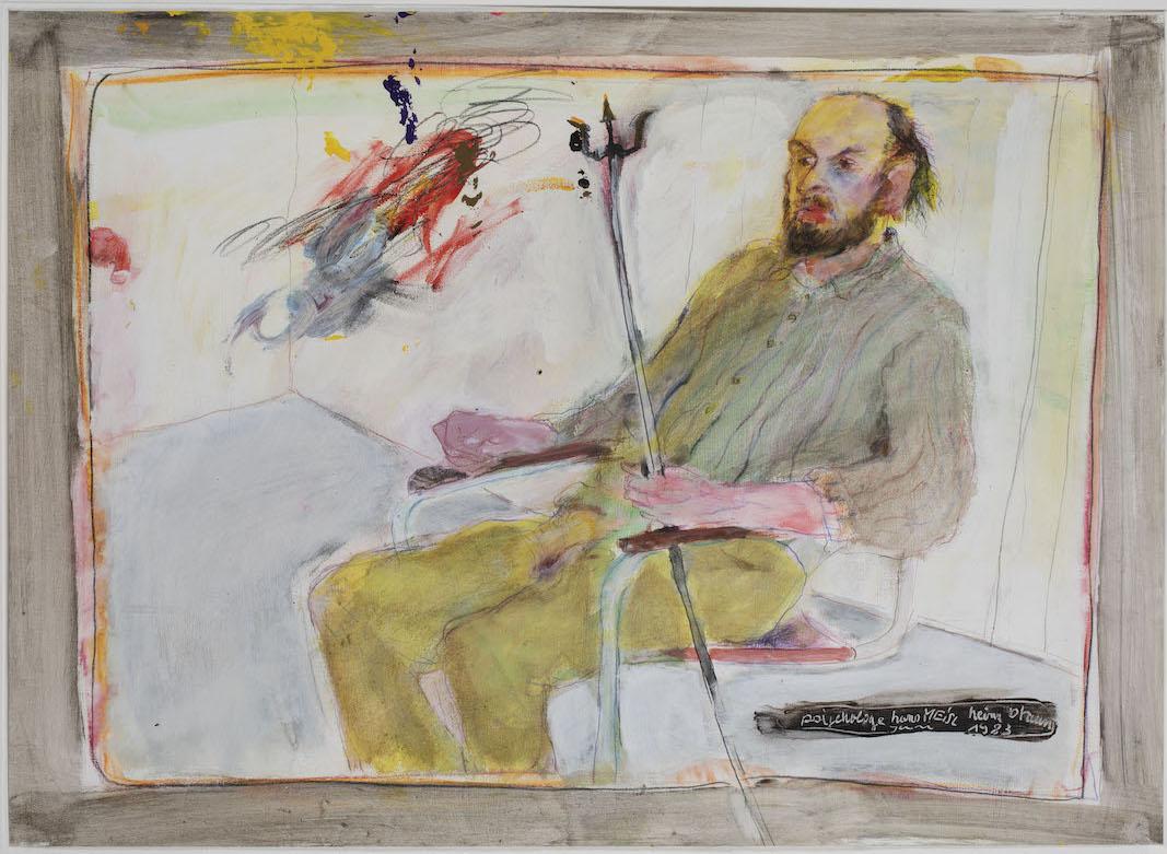 Psichologe Hans Meisl, 1983