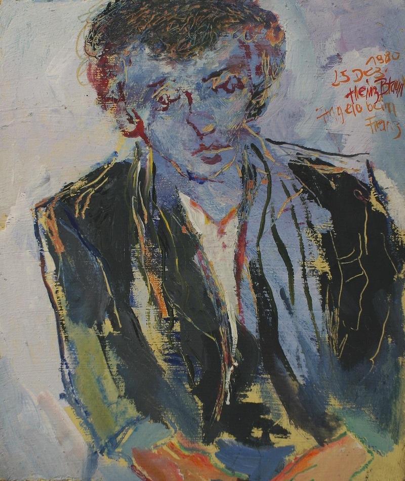 Angelo beim Franz, 1980