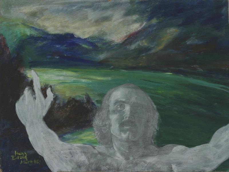 Selbstporträt, 1978