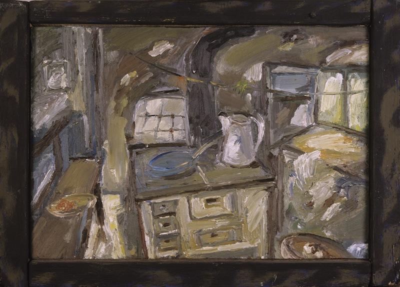 Kücheninneres, 1980