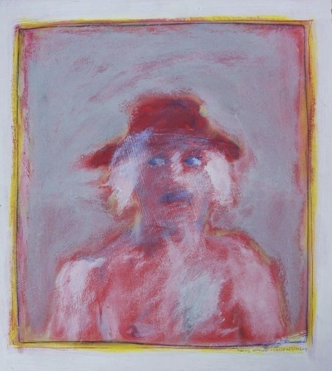Selbstporträt, 1983