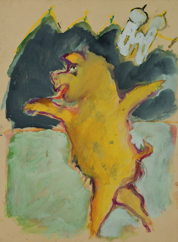 Tanz Depp tanz, 1984