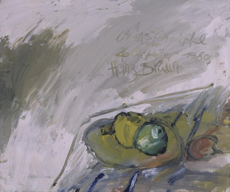 Grüne Eheäpfel, 1980