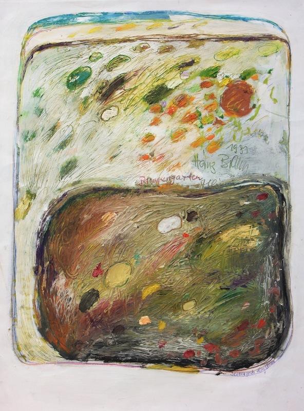 Blumengarten, 1981