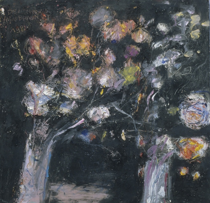 Blumen, 1982