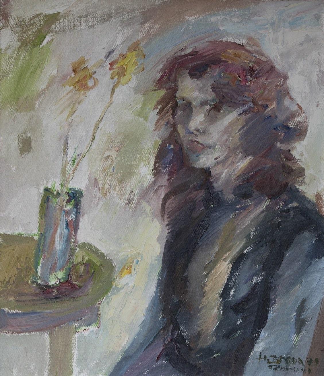 Porträt Regina Schmeken, 1979