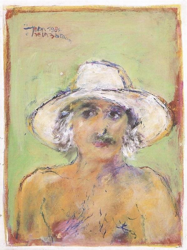 Selbstporträt, 1984