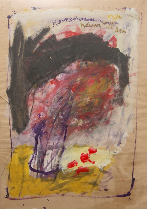 Morgenblumen, 1984