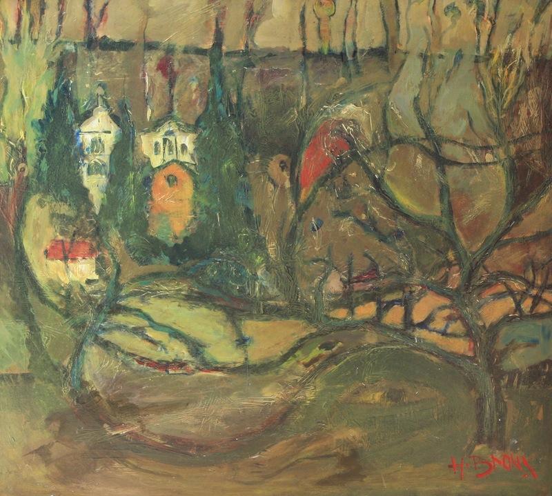 Schloß Innleiten bei<br />Rosenheim, ca. 1969