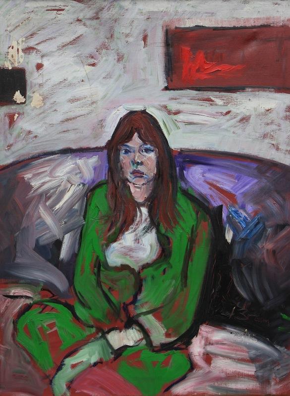 Elisabeth Adams, 1975