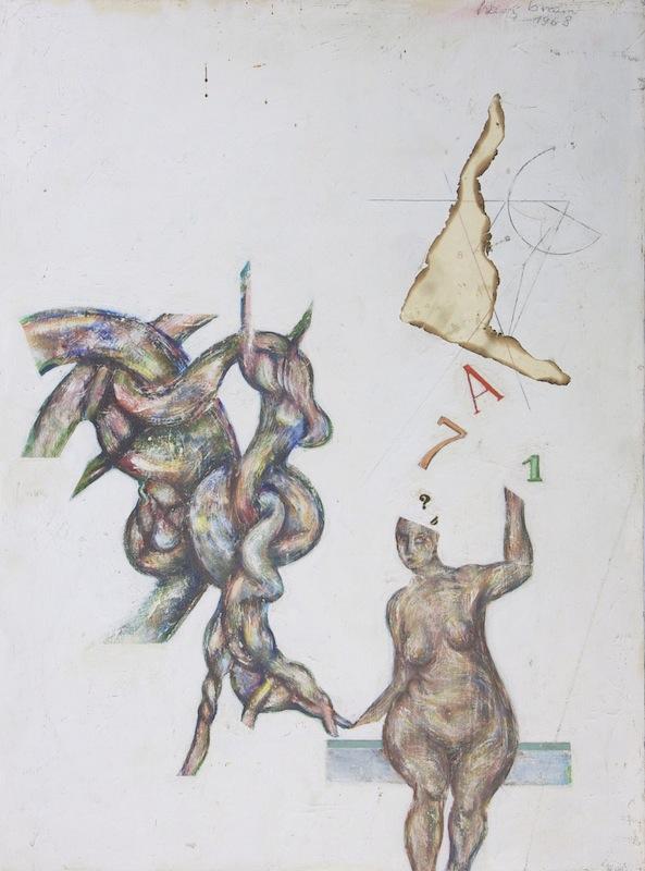 ohne Titel, 1968