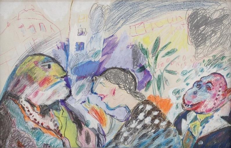 """""""Psycholoden"""", 1980"""