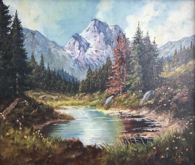 Landschaft Kopie, ca. 1972