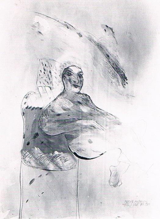 Porträt, 1980