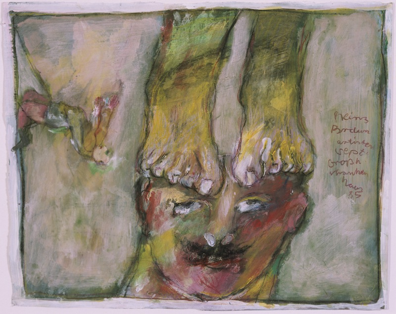 Artisten, 1985