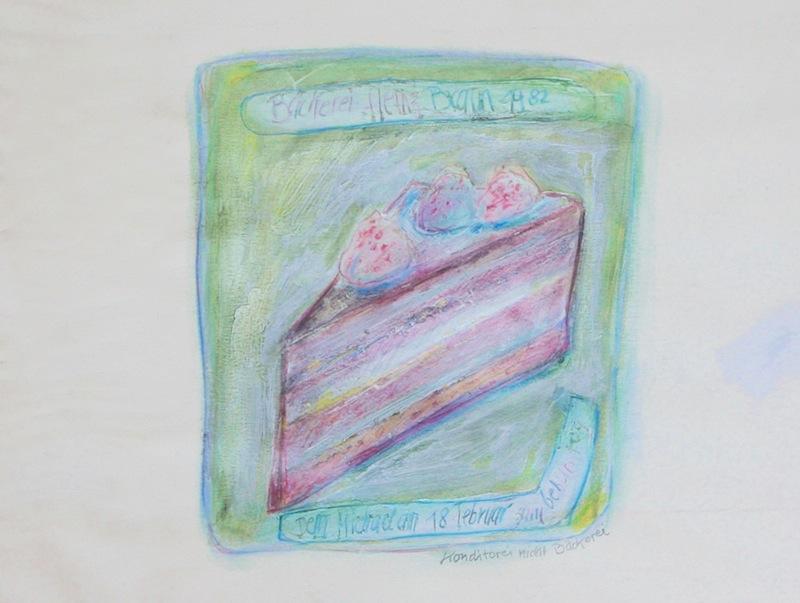 Bäckerei, 1982