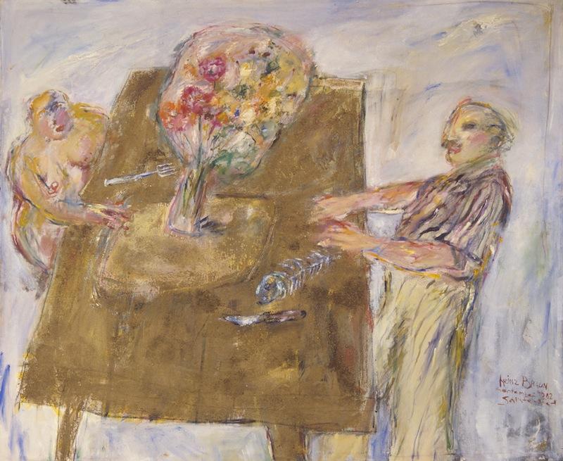 Schusterhäusl, 1982