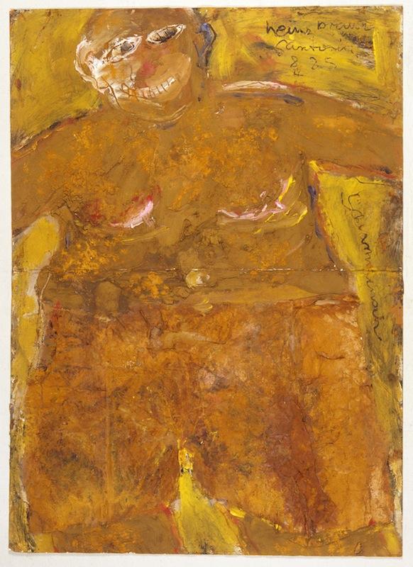 Schlamm-Mensch, 1985