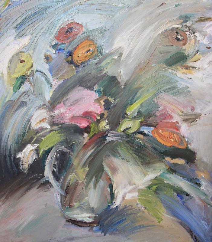 Blumen, 1980