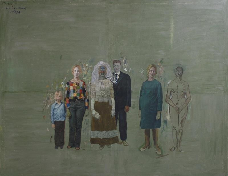 Familienbild, 1977