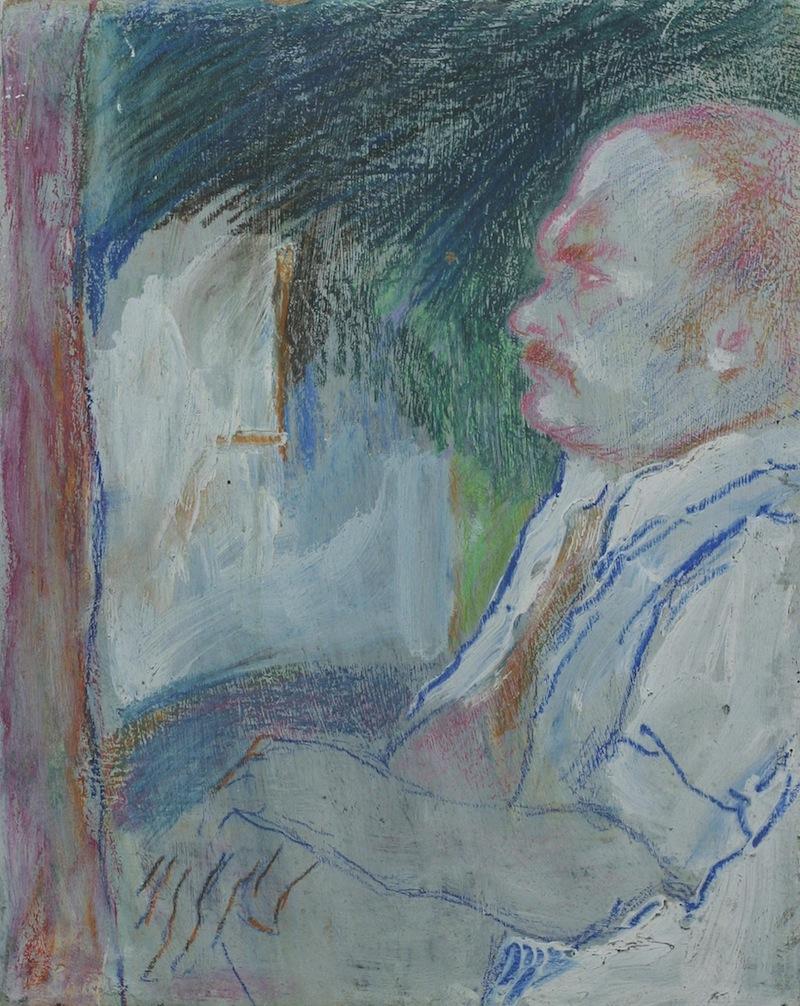 Helmut Italien Pisa, 1979