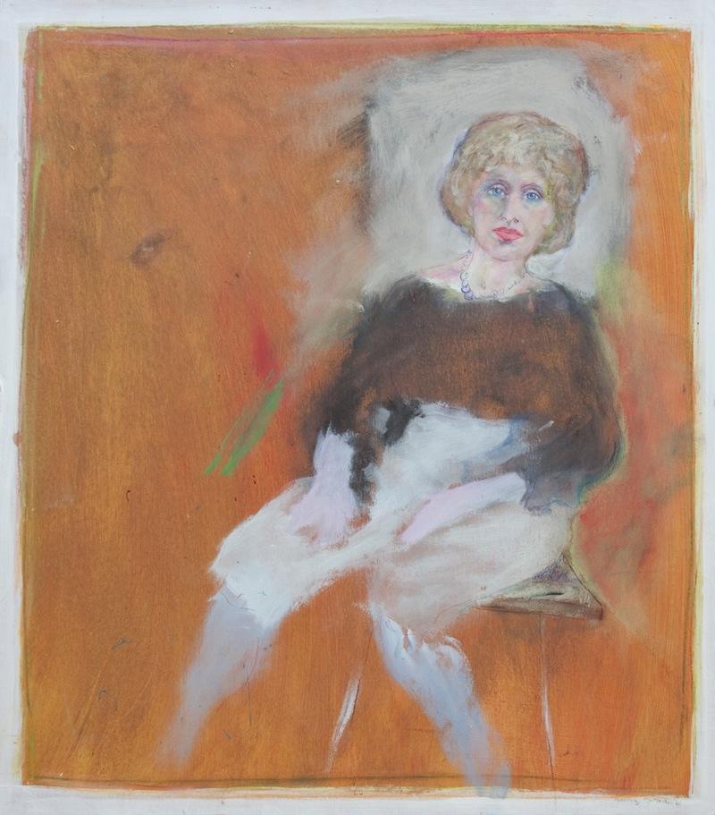 Porträt Elisabeth, ca. 1982