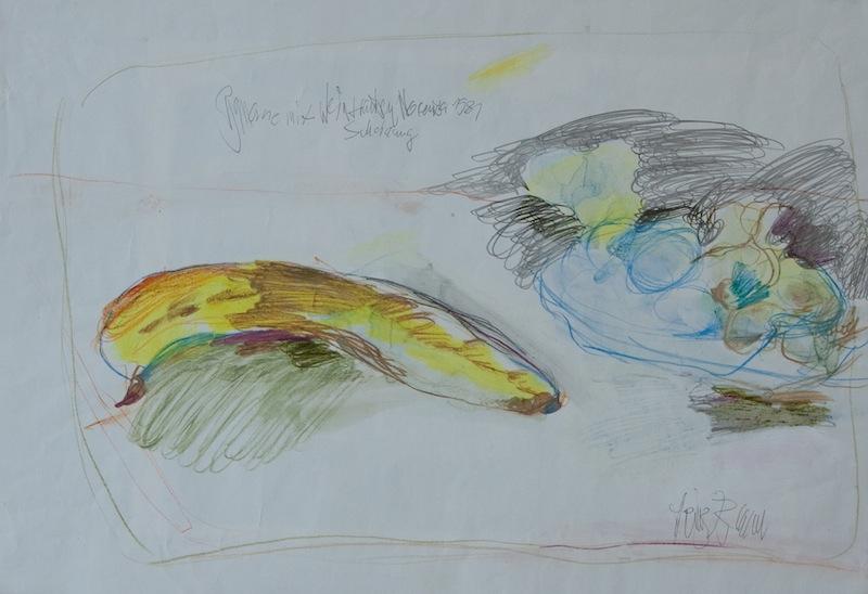 Banane mi Weintrauben, 1981