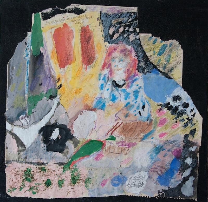 Die schöne Gabi, 1980