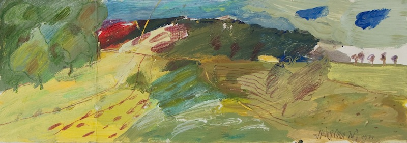 Landschaftl, 1981