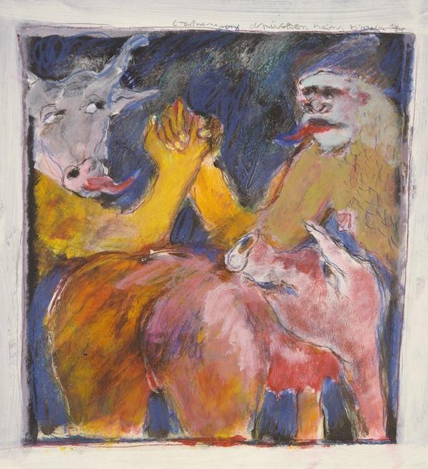 drücken, 1984