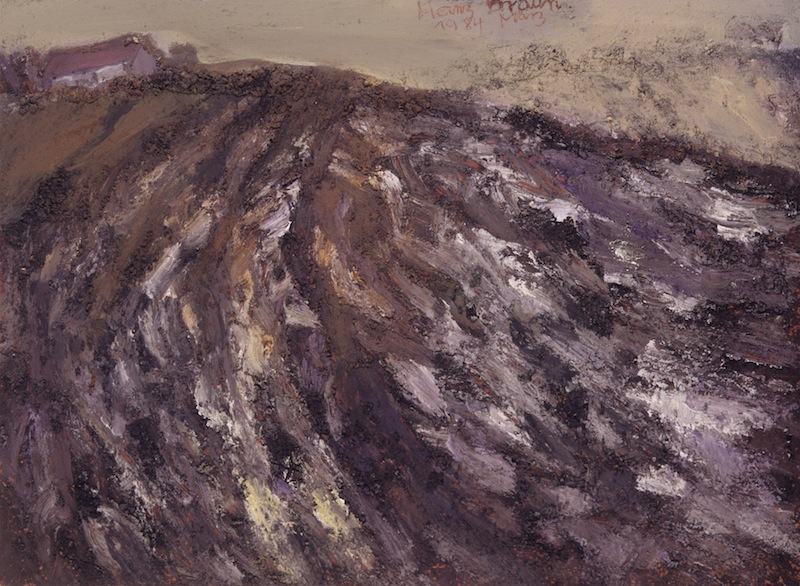 Ackerlandschaft, 1984