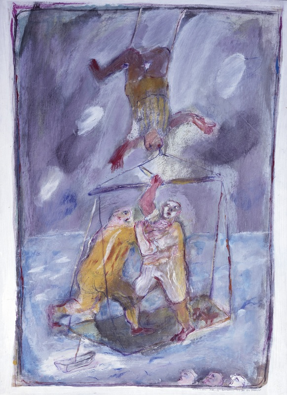 Artisten, 1984