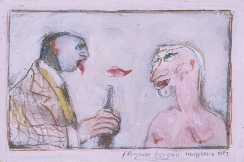Fliegende Zungen, 1984