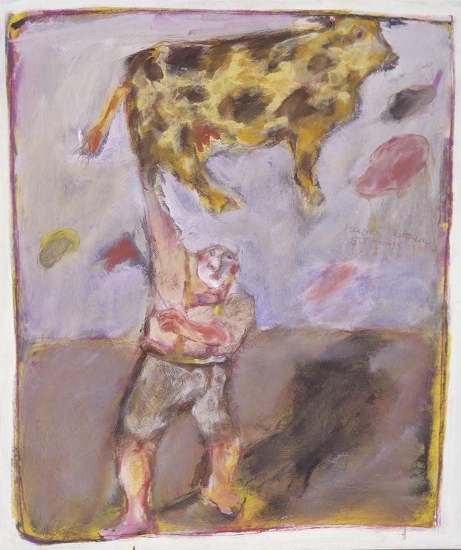 Kraftakt, 1984