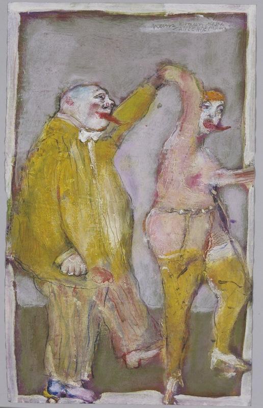 Tanzende, 1984