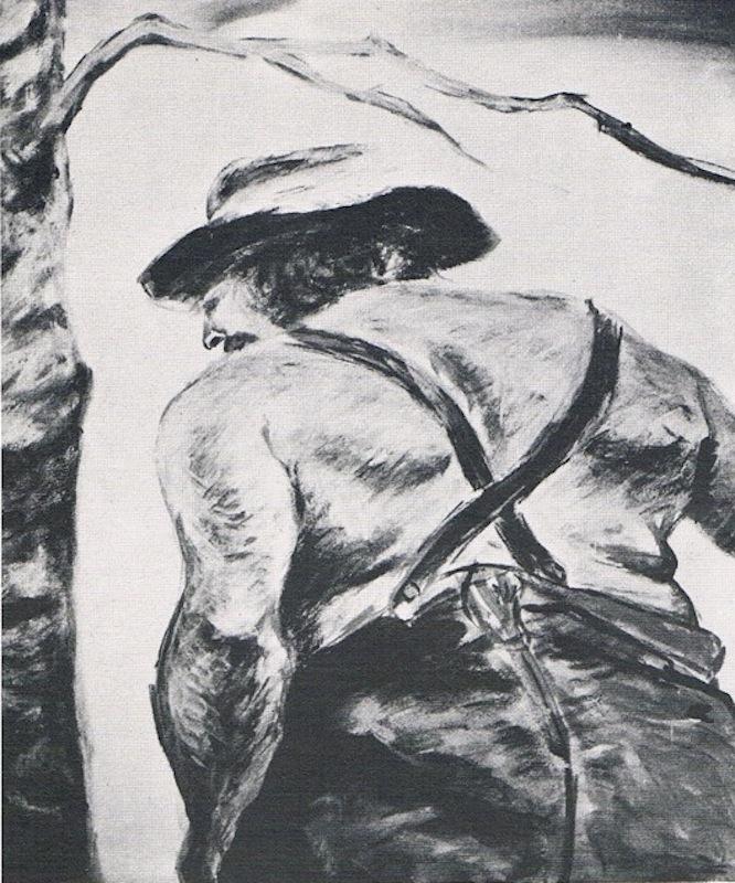 Der Bauer im Winter,1978