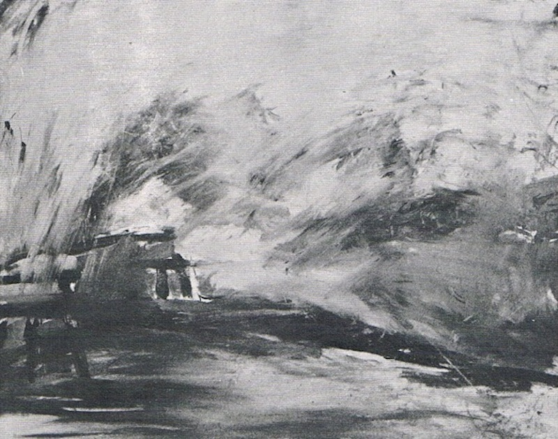 der Ertrinkende in der <br />Amper,1978