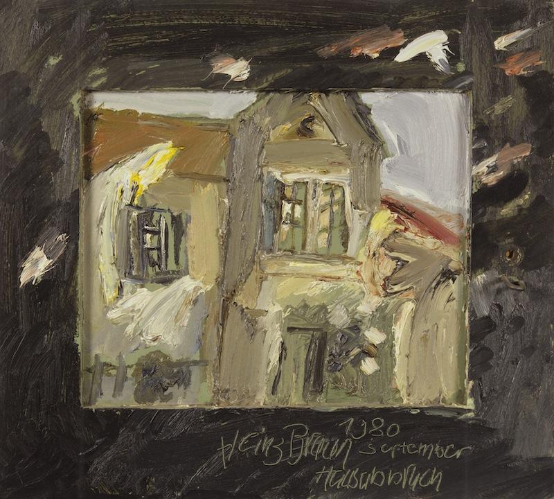 Hausabbruch, 1980