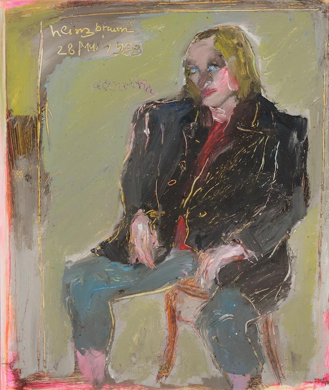 Roswitha, 1983