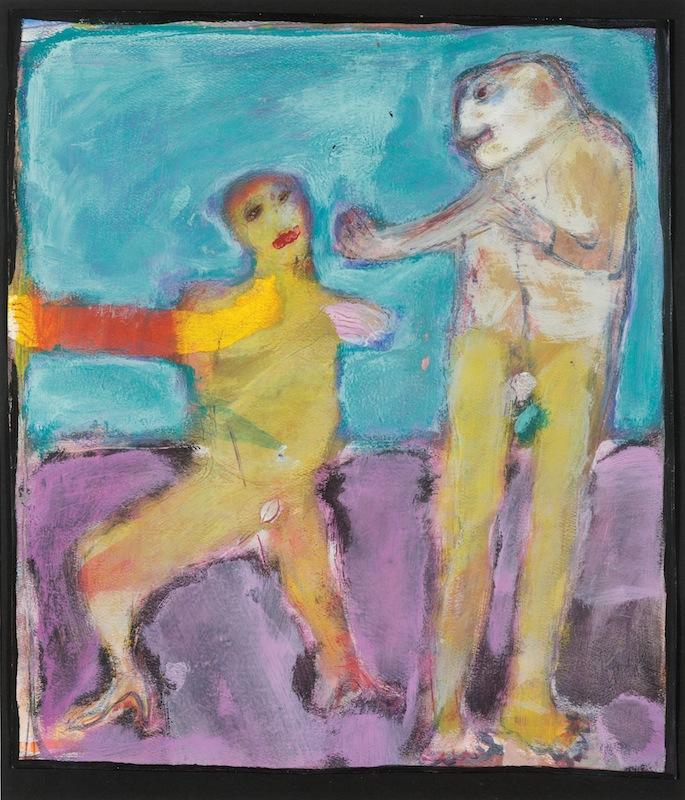 Tänzer, ca. 1982
