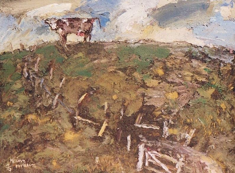 Kuhweide, 1985