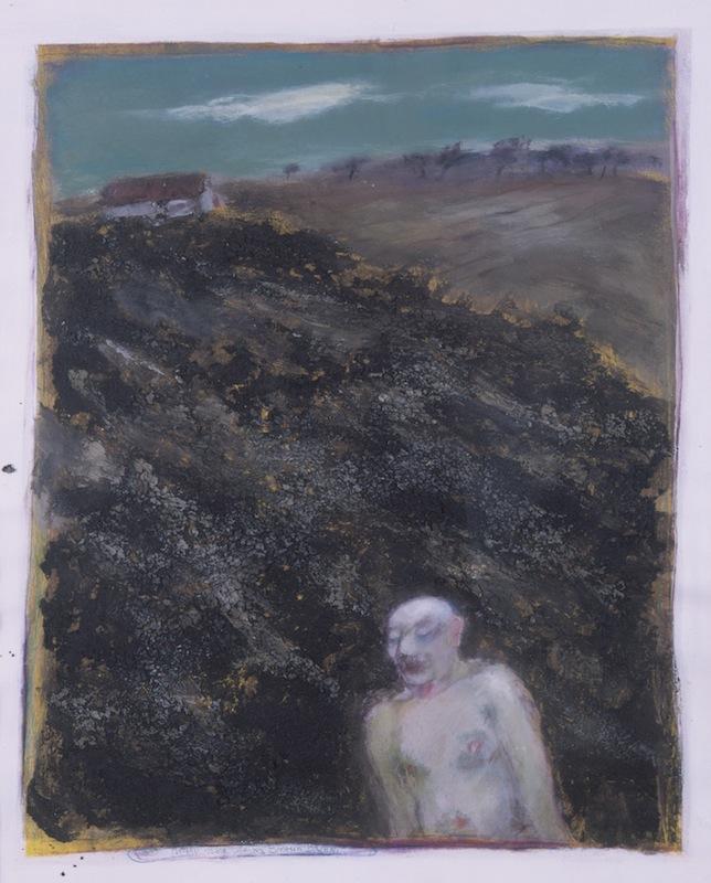 Mann im Acker, 1983