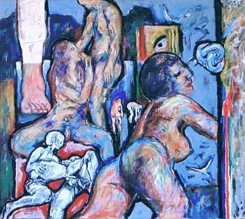 ohne Titel, 1969