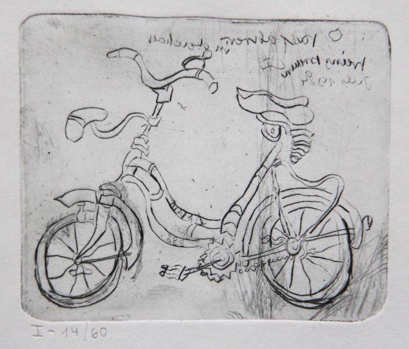 Radfahrer Dachau, 1984
