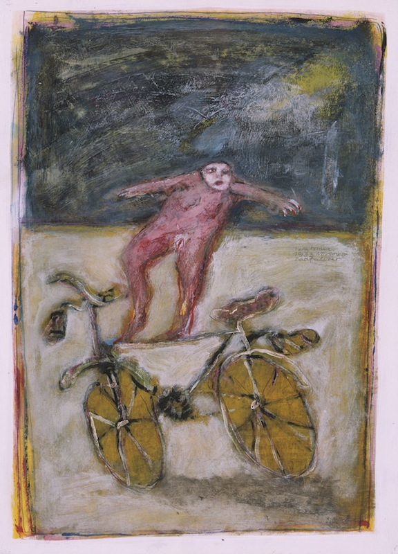 Radfahrer, 1983