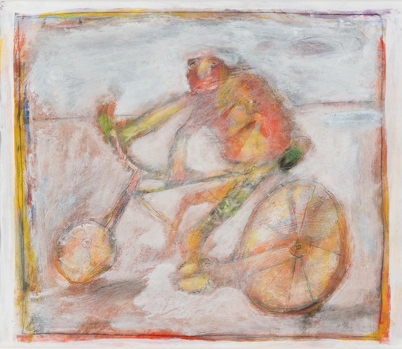 Radfahrer Dachau, 1983